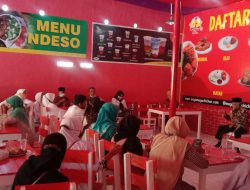 "Bikin ""Tuman"", Rumah Makan Ini Sediakan Menu Ndeso Dan Milenial"