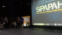 Lounching Aplikasi SIPAPAH
