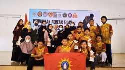 Perguruan Tapak Suci Raih 9 Medali