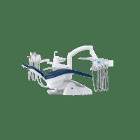 Фотография S220 TR Side Delivery - стоматологическая установка с нижней подачей инструментов | Stern Weber (Италия)