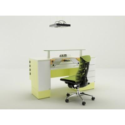 Фотография Micromega - стол зубного техника на одно рабочее место| CATO (Италия)