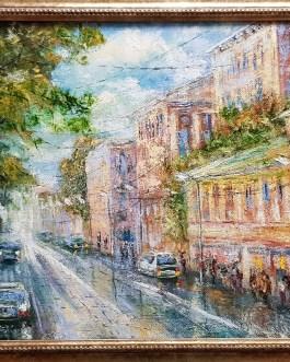 Москва ул. Петровка