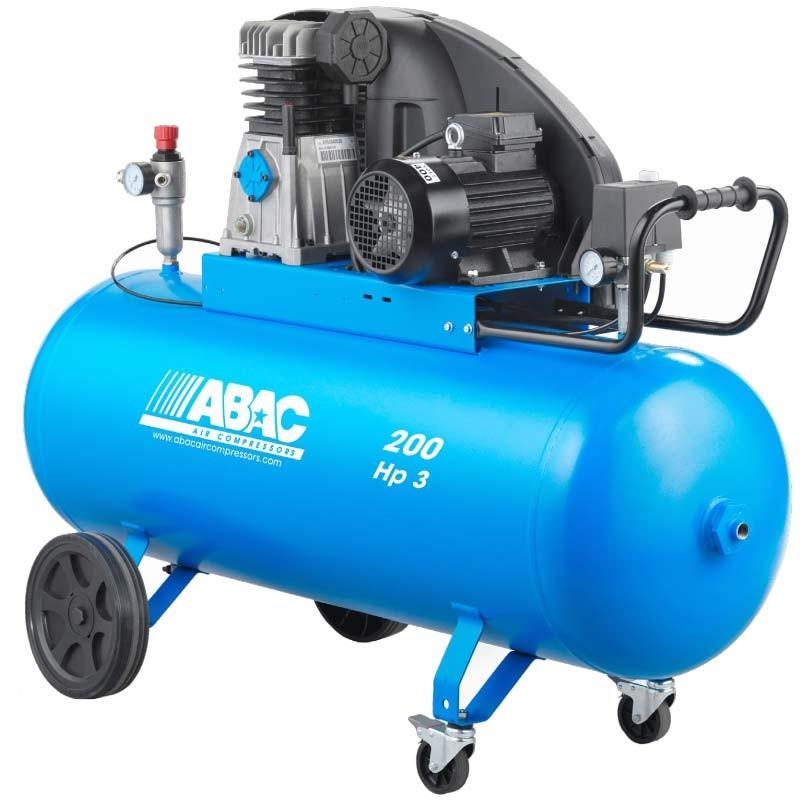 ABAC - Sprężarka kompresor tłokowy A39 200 CM3 - Kup Narzędzia