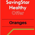 SavingStar Healthy Offer – Oranges