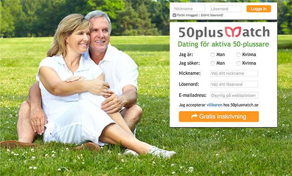 50plusmatch.se Rabattkoder
