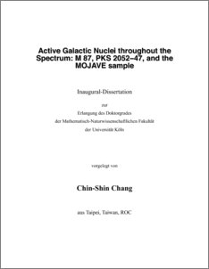 Active Galactic Nuclei Throughout The Spectrum M 87 PKS