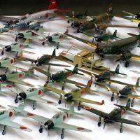 戦争期の航空機の種類