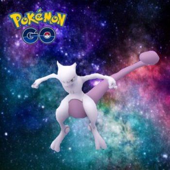【PokémonGO】レイドバトルに「ミュウツー」が期間限定登場!