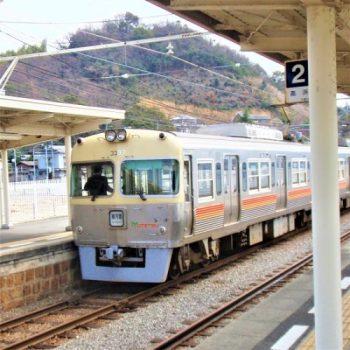 愛媛で''東京ラブストーリー''?「梅津寺駅」