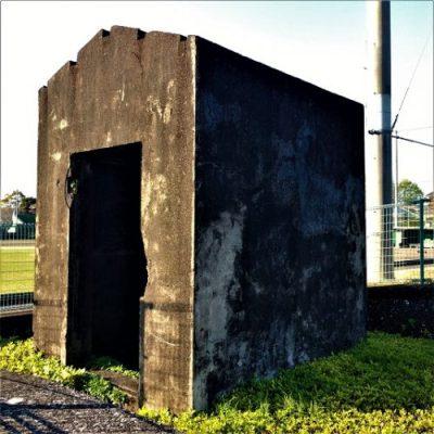 南九州市知覧町に残る「弾薬庫跡」