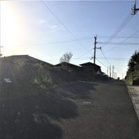 南九州市知覧町に残る「知覧飛行場正門跡」