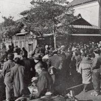戦後の東京で起きた毒物殺人「帝銀事件」