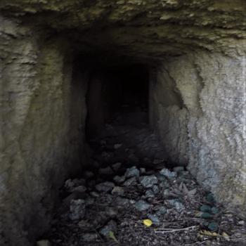 南城市知念久手堅にある「吉岡隊陣地壕(ウフグスク陣地壕)」