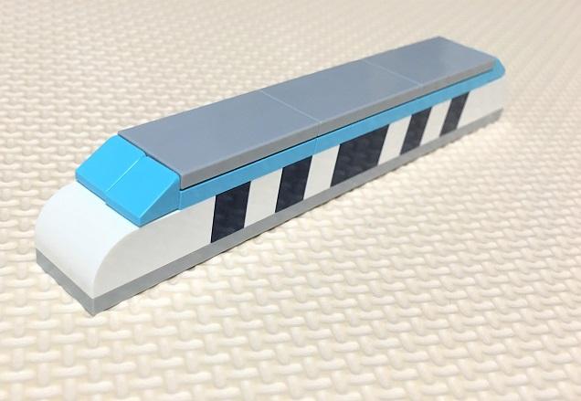 レゴクラシック 新幹線の作り方