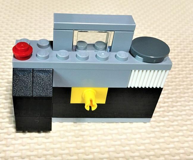 レゴ カメラ 組み立て説明書