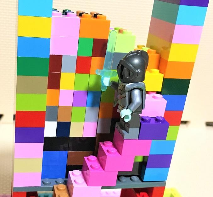 レゴ 階段