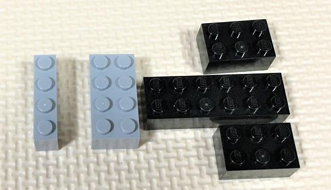レゴ10698 宇宙船レシピ
