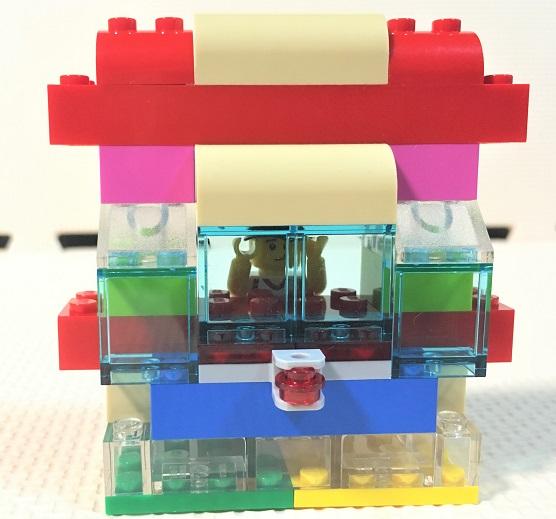 レゴ お店屋さん