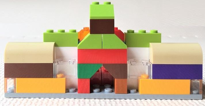 レゴのお城・宮殿