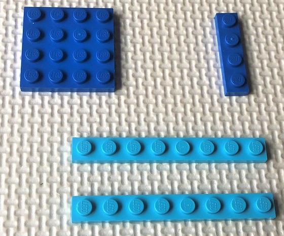 レゴクラシック 10698 乗り物を作る
