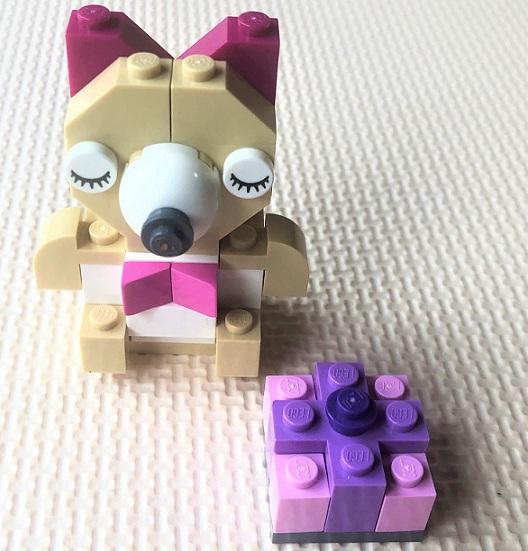 レゴ10698 動物の作り方