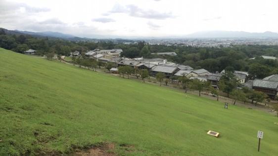 Nara - Mount Wakakusa