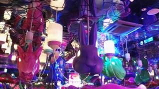 Inside Kawaii Monster Cafe
