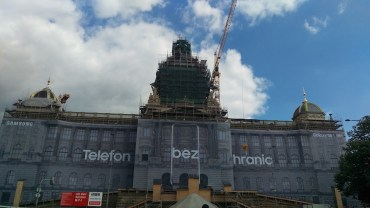 National Museum under construction