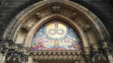Door of Saint Peter and Paul Basilica