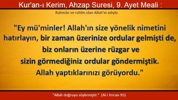 ahzab 9