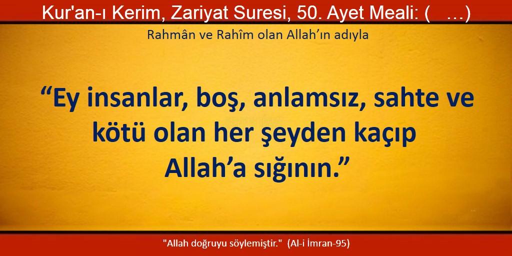 zariyat 50