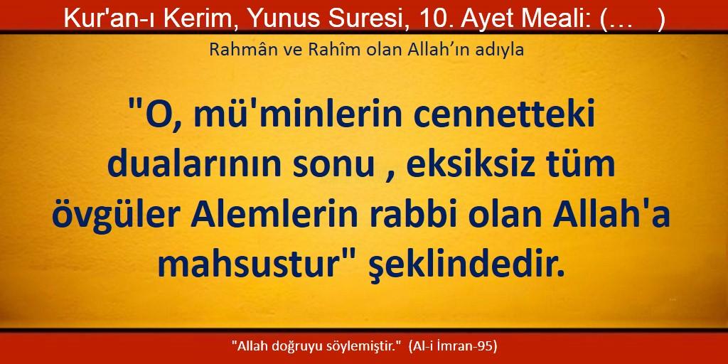 yunus 10