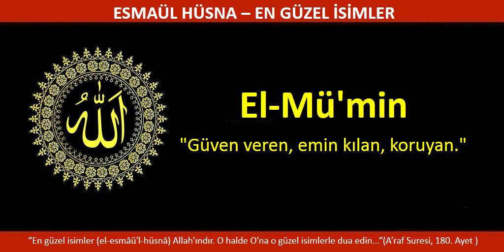 EL MÜMİN