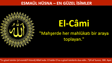Photo of EL CAMİ