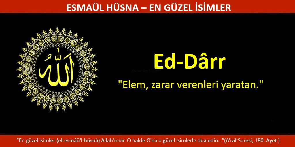 ED DARR