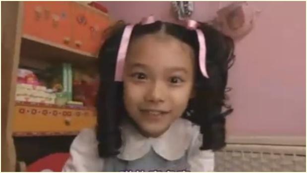 杉咲花さんの子役時代の画像