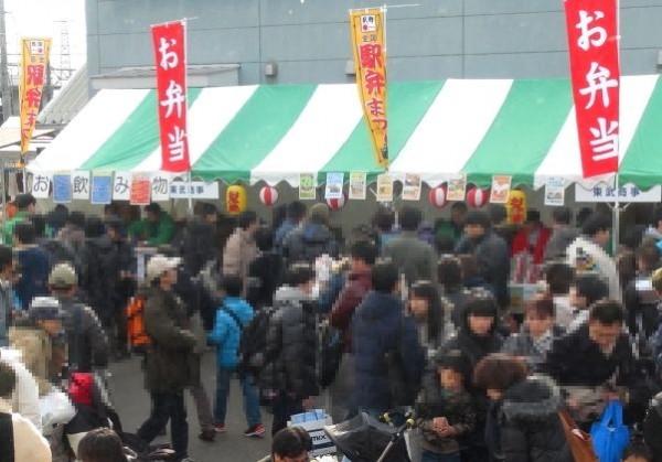 東武ファンフェスタ物販コーナー