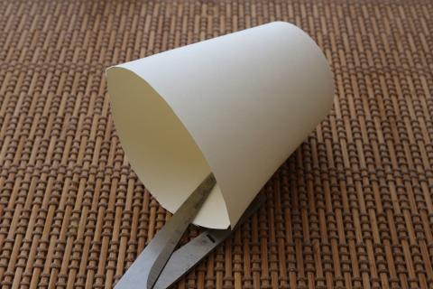 紙コップラッピング