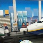 プラレール博東京幕張混雑回避とランチとベビーカーで移動できる?