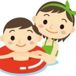 ママの水着体形カバーで人気大きなサイズもあるワンピースサロペットトレンカは?
