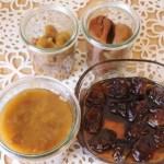 梅シロップの残った梅をジャムと甘露煮に再活用作り方とアレンジ