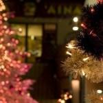 クリスマスツリー イルミネーション