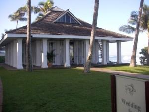 ハワイのチャーチ