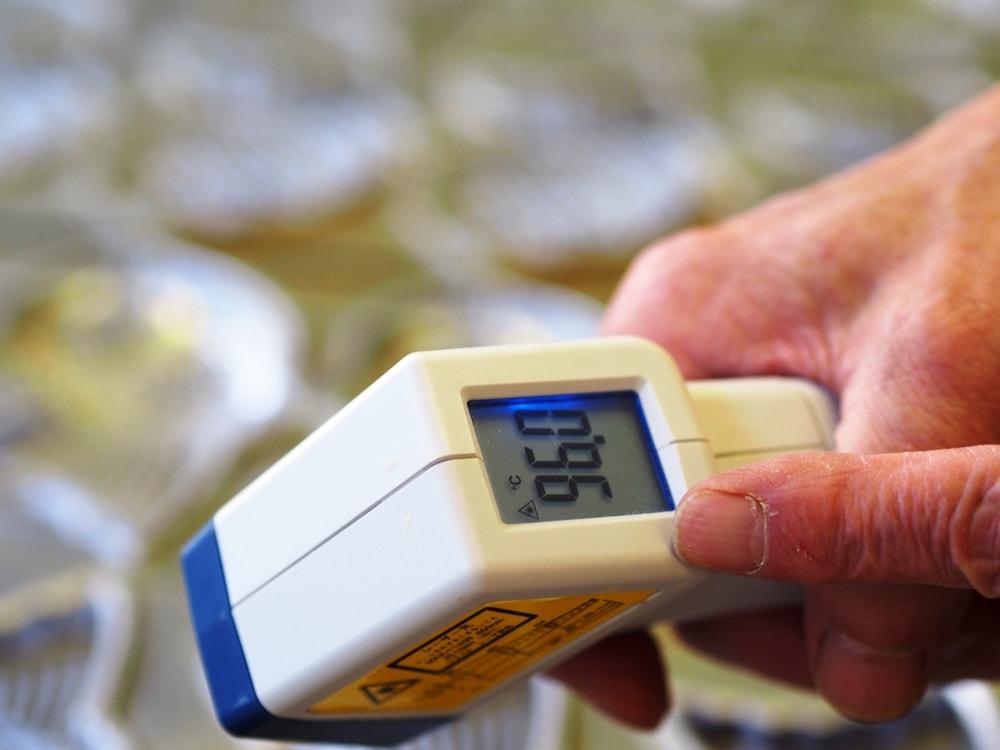 たい焼本舗 温度計