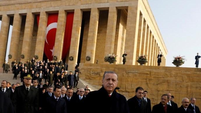 Τουρκία: Κράτος μαφία και με τη βούλα