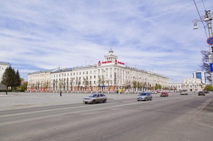 Жилой дом, ул. Гоголя, 61