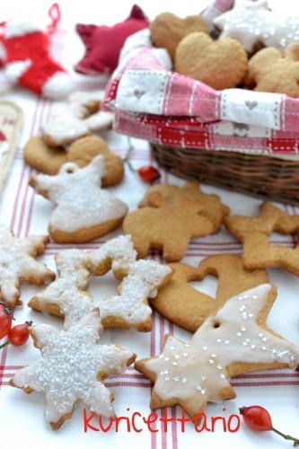 ricetta,ricette, biscotti, natale, glassa, spezie, zenzero, albero, regali