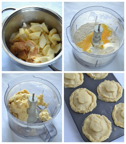 ricetta,ricette,apple pie,nigella,feast,individual apple pies
