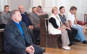 Skazany za zamach na życie brata i za jego późniejsze zabójstwo nie przyznał się do winy Fot: Marian Paluszkiewicz