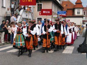 """""""Wilia"""" nie pierwszy raz uczestniczy w Festiwalu Kultury Kresowej w Mrągowie, więc jej skład się zmienia Fot. archiwum"""